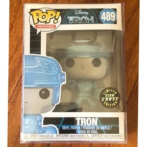 Disney Tron Funko POP